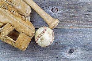Old Baseball things