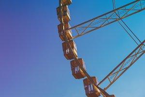 Ferris wheel fragment