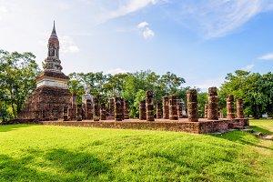 Wat Traphang Ngoen temple