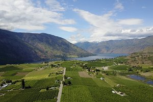Lake Chelan Wine Country Washington