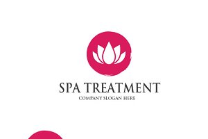 Spa Treatment Logo