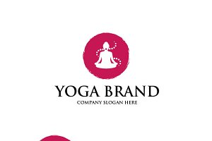 Yoga Brand Logo