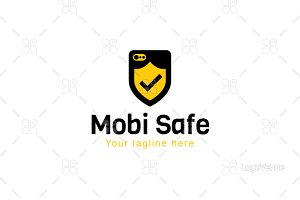 Mobi Safe - Mobile Safety Logo