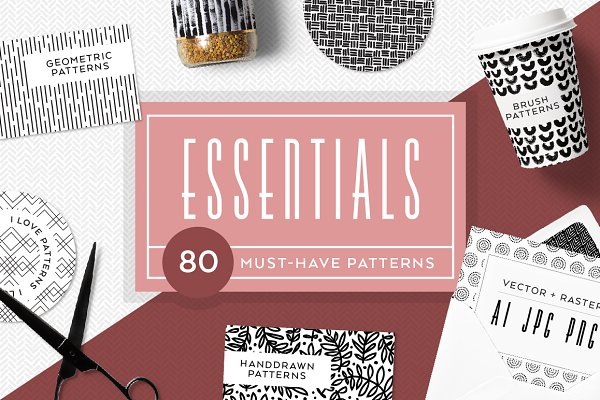 80 Essential Patterns