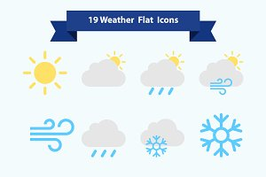 19 Shift Weather Icons