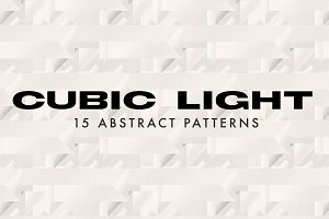 15 Cubic Seamless Patterns
