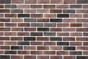 light brown brick wall with pattern