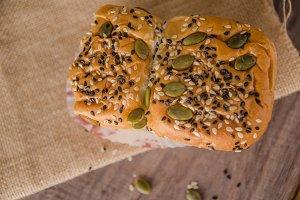bun bread