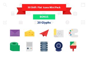 Shift Icons Mini Pack