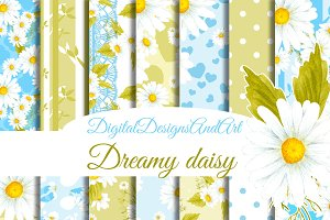 Daisy digital paper