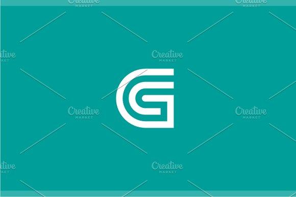 Graphic Letter G Logo