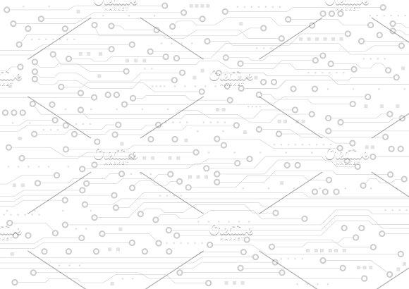 Vector Circuit Board Design