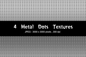 Metal dots Texture