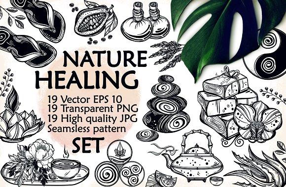 Nature Healing Set