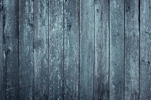 Gray wooden planks background