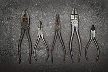 Set of Vintage Pliers