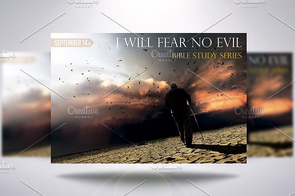 I Will Fear No Evil Vol.2