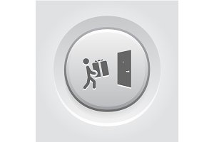 Door Delivery Icon