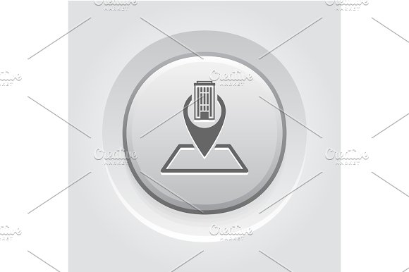 Business Location Icon