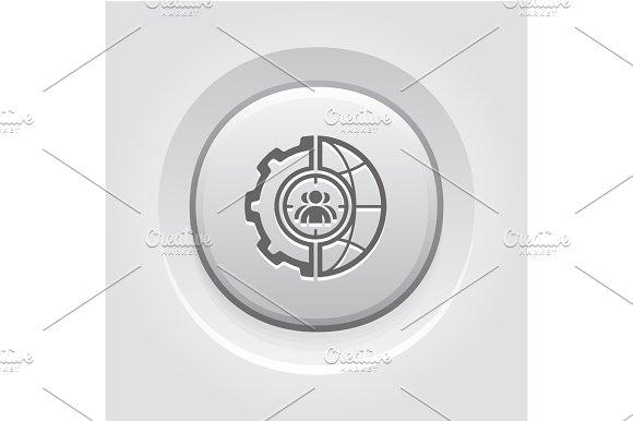 Global Targeting Icon