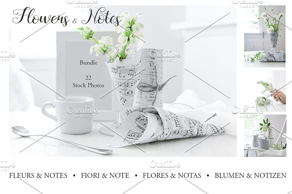 NOTATION FLOWERS NOTES