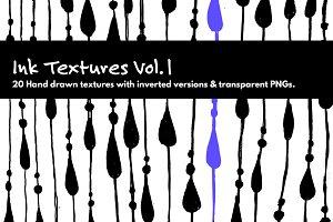 Ink Textures Vol.1
