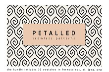 Petalled Patterns Bundle