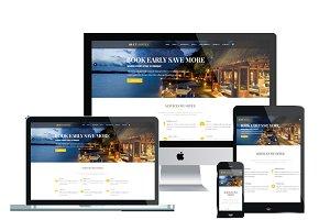 f689d73f6e40d ET Hotel - Hotel Joomla! Templates ~ Joomla Themes ~ Creative Market