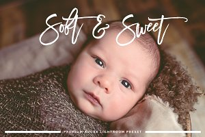 Soft N Sweet Lightroom Preset