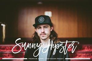 Sunny Hipster Adobe Lightroom Preset