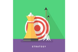 Concept for business strategy