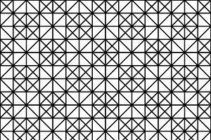 Seamless geomeric pattern