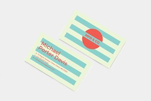 Creative Business Cards 01