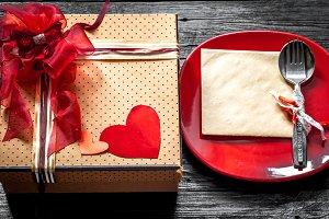 Cutlery sets Valentine,