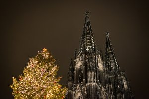 Xmas in Cologne