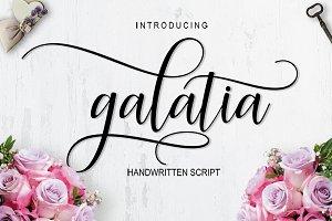 Galatia Script - 30% OFF