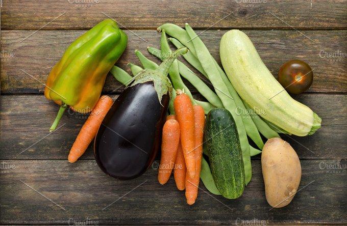 Vegetables. Potato - Food & Drink