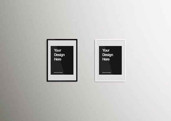 IKEA Picture Frame Mockup Pack #01 ~ Product Mockups ~ Creative Market