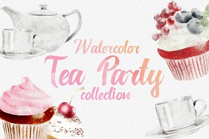 Tea Party Collection