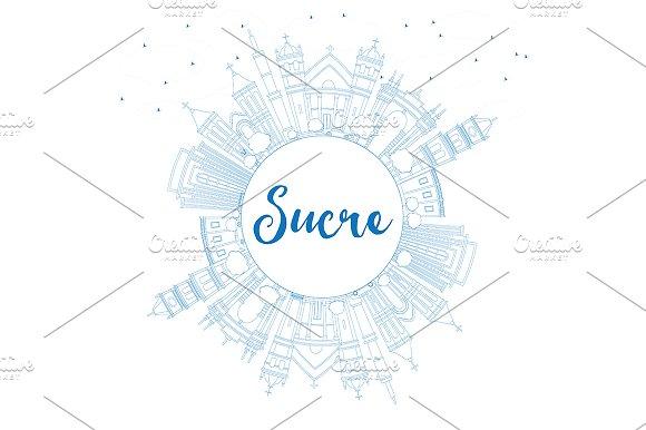 Outline Sucre Skyline