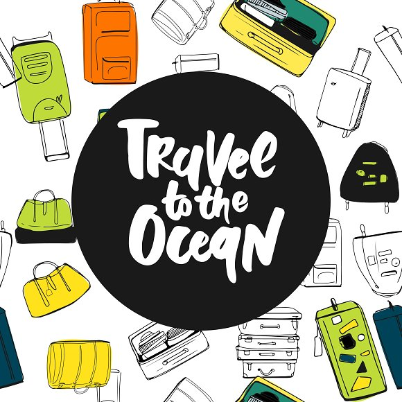 Travel Lettering 7 Quotes