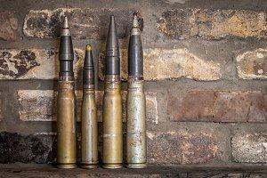 Combat large bullets