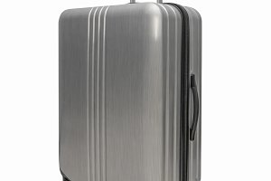 Suitcase or luggage isolate