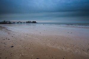 Muted Cromer Pier