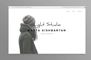 Light Studio - Photography Portfolio