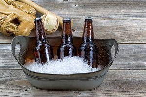 Cold Beer ready to drink