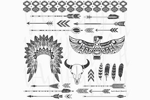 Tribal Indian Ethnicity Collections