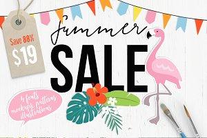 Summer Sale Bundle 88% Off