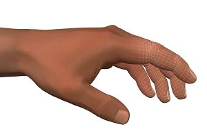 Hand Artificial Intelligence