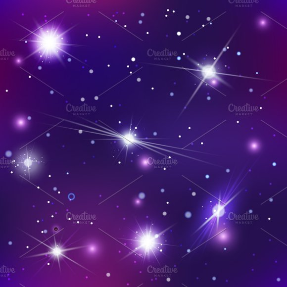 Bright Stars And Constellations
